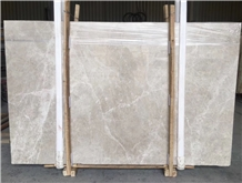 Vanilla Cream Beige Marble Tiles & Big Slabs