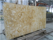 Spain Marble Amber Royal Tiles Slabs Wall Covering