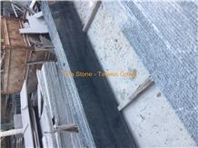 Taiwan Green Granite Tiles Slabs Wall Covering