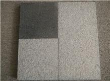 Bush Hammered China G654 Granite Paving Stone