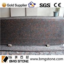 Quality Natural Indian Tan Brown Granite Slab Tile