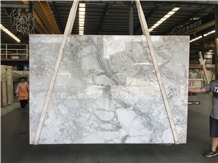 Horizon Grey Marble Chinese Big Quantity Slab&Tile