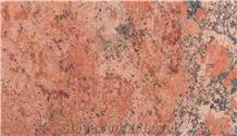 Alaska Red Granite Tiles & Slabs