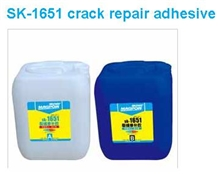 Hair Cracks Repairing Epoxy Sk-1150 for Marble