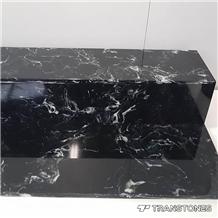 Black Faux Kitchen Top for Interior Decor