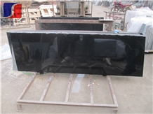 China Absolute Black,Hebei Black Granite Tiles