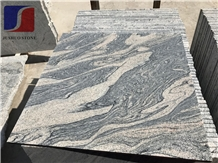 China Juparana Tile,China Multicolor Granite