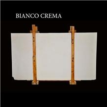 Ivory Bianco Crema Limestone Slabs