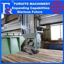 Frt-350bridge Cutting Machine 45degree Tilting Cut
