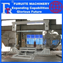 Wire Saw Block Cutting Machinery for Stone Dress