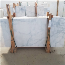 Afyon White Standard Quality Marble Slabs&Tiles