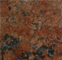 Alaska Red Granite Slabs