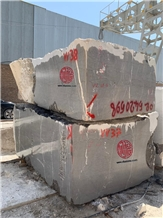 Graphite Pietra Grey Marble Blocks Iran Quarry