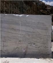 Iran Persian Arabescato White Marble Blocks