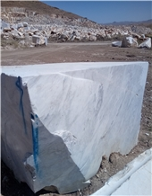 Iran Volocas White Marble Blocks