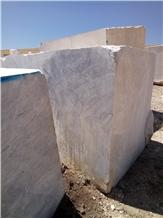 Persian Carrara Iran White Marble Blocks