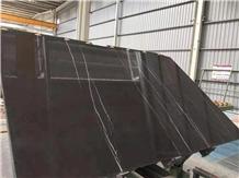 Pietra Grey Marble Slab,Floor Tiles Customized