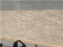 Split Persian Gohare Beige Limestone Wall Tiles
