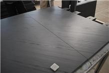 Low Price Black Slate Tiles for Floor