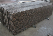 Camen Red China Granite Countertops Desk