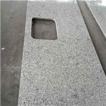 China G655 White Granite for Bath Top