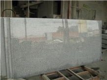 China White Granite Polished Bath Vanity Tops