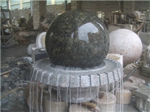 Garden Fountain Exterior Fortune Ball