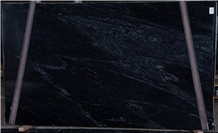 Black Nevada Granite Slabs