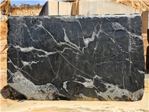 Blackout Granite Blocks