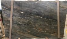 Blue Fire Quartzite Slabs