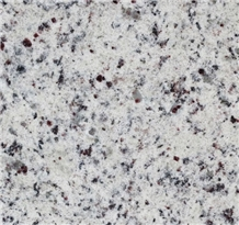 Dallas White Granite Blocks and Slabs