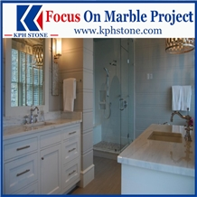 Alabama White Marble Vanity Tops