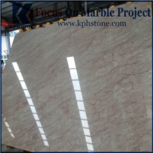Cream Marble Slabs for Wall Floor Decoration
