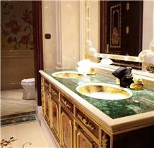 Formosa Green Kitchen Countertops Tops