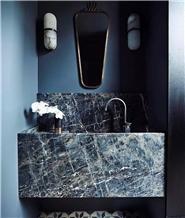Julian Jade Marble Bathroom Vanity Tops