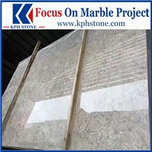 Oman Rose Marble Slab Interior Design