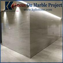 Polished Caesar Grey Stone Marble Wall Cladding