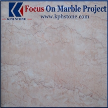 Stone Rose Cream Marble Interior Floor Wall Tiles