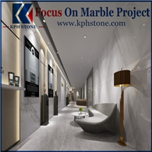 Volakas Venus White Marble Tiles Projects