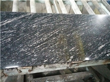 Zebra Black Granite Slabs & Tiles