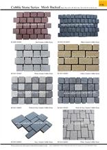 Cubes Cobblestone Cube Stone Garden Stepping Pavers