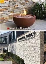 Wall Cladding Cultured Stone Ledge Stone Loose