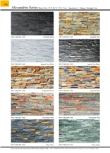 Wall Panel Cultured Stone,Ledge Panel