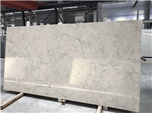 Beige Quartz Sone Slabs,Tiles,Engineered Stone
