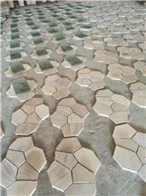 Sandstone Crazy Pavers,Flagstone Paving