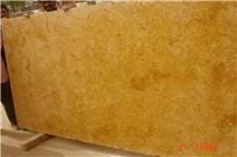 Golden Flower Limestone Slabs