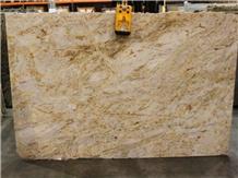 River Gold Granite Slabs & Tiles
