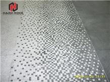 Cheap Granite Cube Stone Grey Pavers