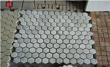 Honeycomb Panel Mosaic Bathroom Wall Cladding