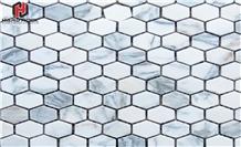 Honeycomb Panel Mosaic ,Mosaic Tiles